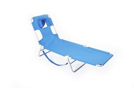 Ostrich Lounge Chaise blue - $57.38