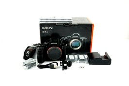 Sony A7S II 12.2MP Full Frame USA Camera Body - $1,295.00