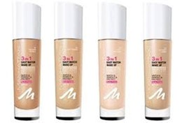 Manhattan Cosmetics 3 IN 1 EASY MATCH & Perfect Protect Nude Finish 30ml - $16.57