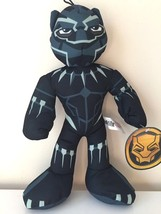 New Large 13'' Black Panther Marvel Plush .Licensed Toy. Christmas Gift - $13.22