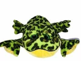 """Ganz Bull Frog 10"""" Plush - $14.84"""