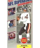 nfl superstars fat head supersilhouette jim harbaugh chicago bears - $19.99