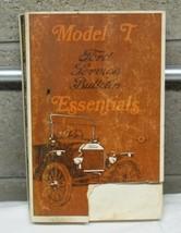 Model T Essentials Ford Service Bulletin 1966 - $4.94