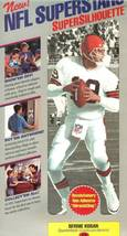 nfl superstars fat head supersilhouette bernie kosar cleveland browns - $11.99