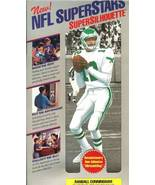 nfl superstars fat head supersilhouette randall cunningham phil eagles - $19.99