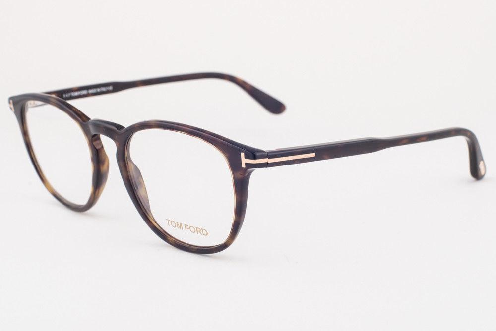 b89ca0a32e5 Tom Ford 5401 052 Dark Havana Eyeglasses and 14 similar items. 57