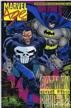 Marvel Age #139 ORIGINAL Vintage 1994 Marvel Comics Batman Punisher - $18.51