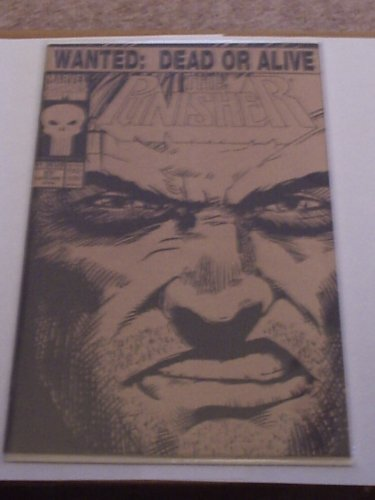 Punisher, The #57 (Wanted Dead Or Alive, Volume 2) [Comic] by Marvel Comics