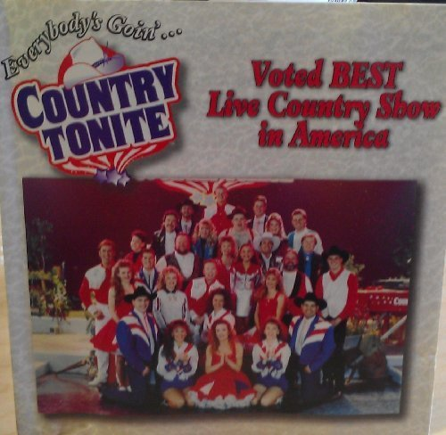 Country Tonite Live [Live] [Audio Cassette] Country Tonite Cast