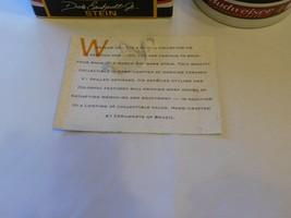 2000 printed jr.. nascar budweiser inaugural season beer stein with/box ... - $26.52