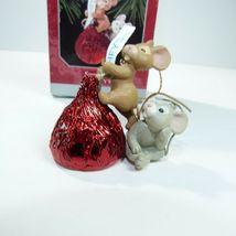 1998 Hershey Sweet Treat Hallmark Keepsake Ornament - MIB  image 3