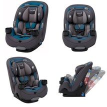 Safety 1St Grow And Go 3-In-1 Convertible Car Seat, Blue Coral - $199.19