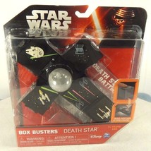 STAR WARS BOX BUSTERS DEATH STAR TOY GAME - $5.89