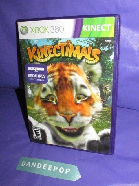 Primary image for Kinectimals (Microsoft Xbox 360, 2010)