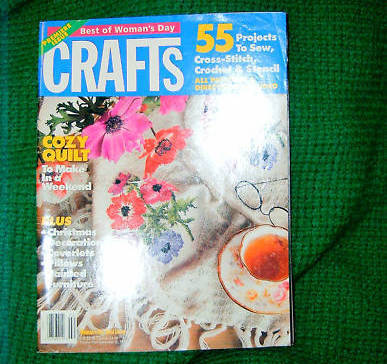 Crafts Premiere Issue 55 Project Best Of Womans Day