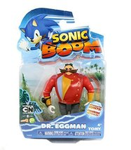 Sonic the Hedgehog 3-Inch Sonic Boom Eggman Articulated Action Figure - $24.70