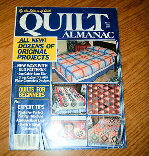 Quilt Almanac 1984 Vol 4 No 1 By The Editors of Quilt