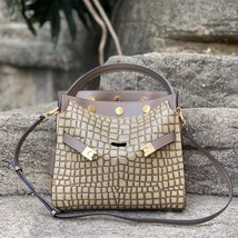 NWT Tory Burch Lee Radziwill Small Double Bag - $948.00