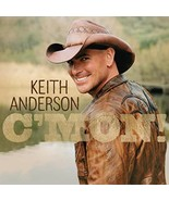 C'MON! by Keith Anderson Cd - $10.50
