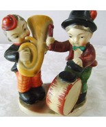 Mid Century Ceramic Musician Figurine made in J... - $10.00
