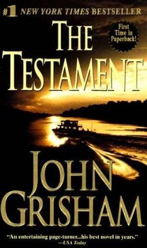 Primary image for The Testament by John Grisham