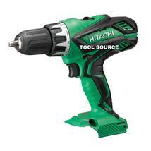 "New Hitachi 18V 18 Volt 1/2"" 2 Speed Cordless Hammer Drill Dv 18DGL (Tool Only) - $51.55"