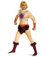 He-Man MOTU ADULT Classic Plus Size HALLOWEEN Costume - $46.46