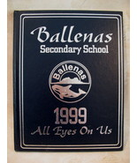 Ballenas Secondary School Yearbook 1999 Parksville BC - $34.99