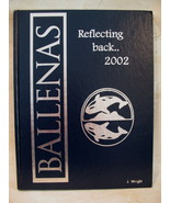 Ballenas Secondary School Yearbook 2002 Parksville BC - $34.99