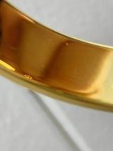 Authentic Hermes 2015 Black Enamel Gold H Clic-Clac Bracelet PM image 6