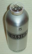 PS Design For Men Talc 4.5 oz by Paul Sebastian Body Powder Shaker Fragr... - $34.64