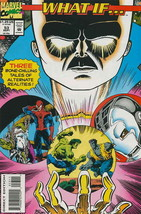 What If…? (Vol. 2) #53 VG; Marvel | low grade comic - save on shipping -... - $1.99