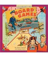 Book Board Games Vintage Retro Small HB Variety... - $5.00