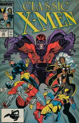 Classic X-Men #19 [Comic] by marvel