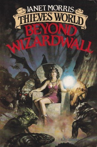 Beyond Wizardwall (Thieves' World) by Morris, Janet