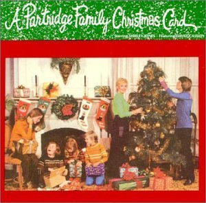 Xmas Card [Audio Cassette] Partridge Family