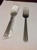 Oneida Northland OHS284 China Salad Fork Lot Of 2 Stainless Steel - $11.99