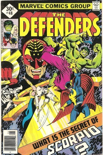 Defenders #48 (Sinister Saviour!) [Comic] by Marvel Comics
