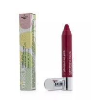 Clinique Chubby Stick Moisturizing Lip Colour Balm in Plumped Up Pink - NIB - $17.00