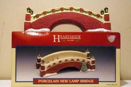 Lemax 1991 Hearthside Village New Lamp Bridge - $10.39
