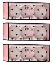 3 Victoria's Secret Eau So Sexy Parfum Bath Bombs Gift Set Of 3 Each, New In Box - $24.53