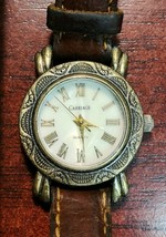 Vintage Carriage Quartz Women's Watch - Functional - $7.46
