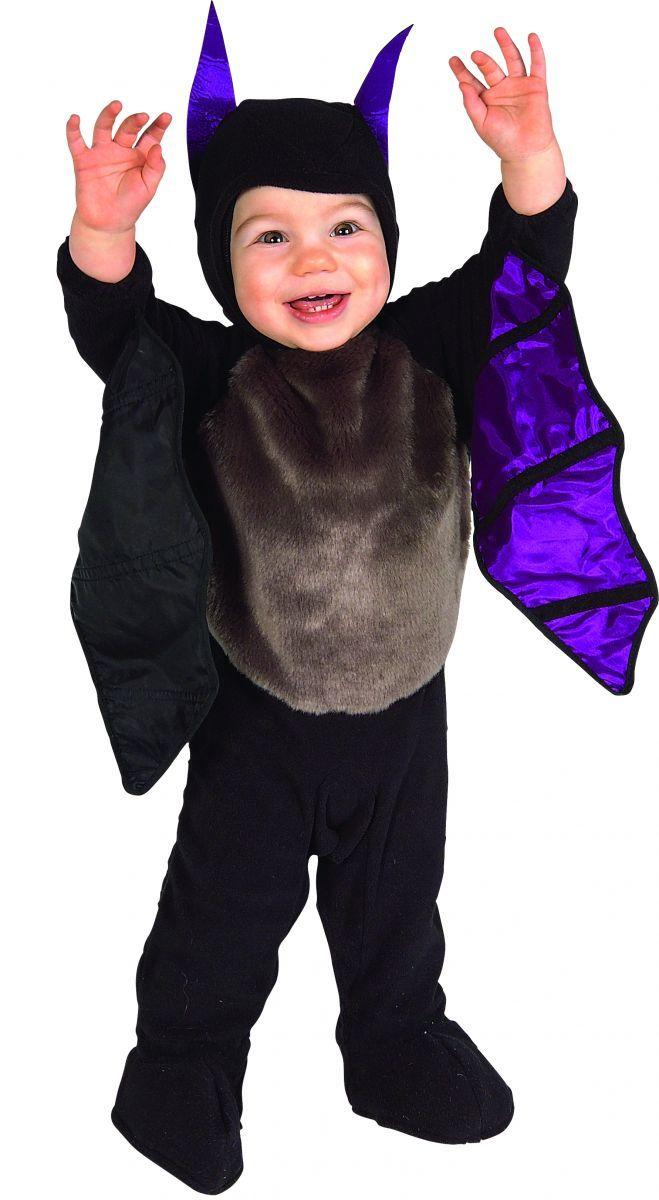 Newborn & Infant Lil' Bat Halloween Costume