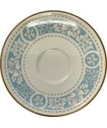 Royal Doulton Hampton Court English China Saucer - $6.96