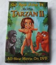 Vintage Disney Trazan II Movie Pinback Button Collectible - $15.51