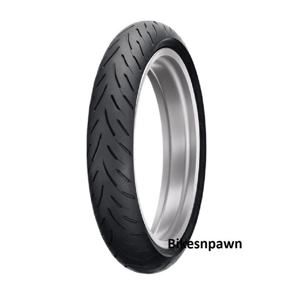 New 120/60ZR17 Dunlop Sportmax GPR-300 Radial Front Motorcycle Tire 55W