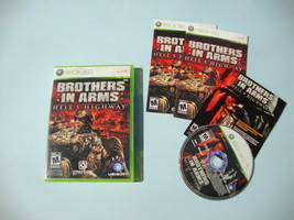 Brothers in Arms: Hell's Highway (Microsoft Xbox 360, 2008) - $8.50