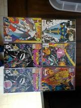 THE NEW WARRIORS #40-43, Annual#3 (2 copies) Marvel Comic Lot Comics Nov... - $8.42