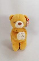 "3 ERROR ""HOPE"" PRAYER TEDDY BEAR TY BEANIE BABY-ADULT OWNED - $59.99"