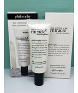 PHILOSOPHY Anti-Wrinkle Miracle Worker PRIMER Line-Correcting FULL SIZE ... - $27.99